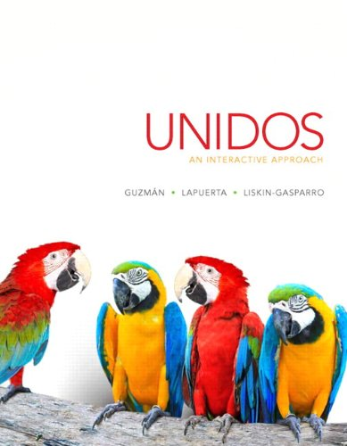 Unidos (includes multi semester access Code) -- Access Card Package
