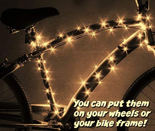 Buy battery powered bike light