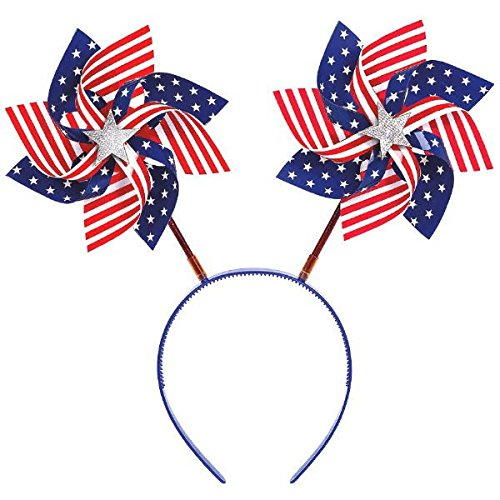 Amscan Headware, Pinwheels Head Bopper, Party Supplies,