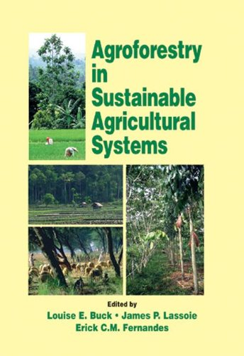Agroforestry in Sustainable Agricultural Systems (Advances in Agroecology)