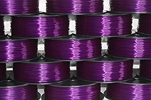 Amazon.com: 3drax 3d filamento Purple Haze pla-1kg (2,2 ...