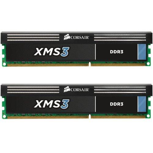 Nforce 790i Sli - Corsair XMS3 4GB (2x2GB) DDR3 2000 MHz (PC3 16000) Desktop Memory