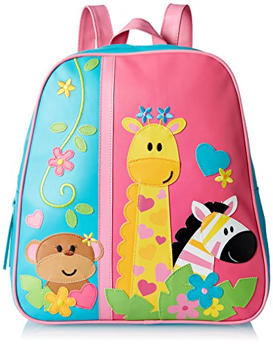 Stephen Joseph Go Go Bag, Girl - Joseph Stephen Zoo