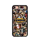 Friend Iphone 7 Case,Friends Tv Show Phone Case for Iphone 7 4.7' TPU Case