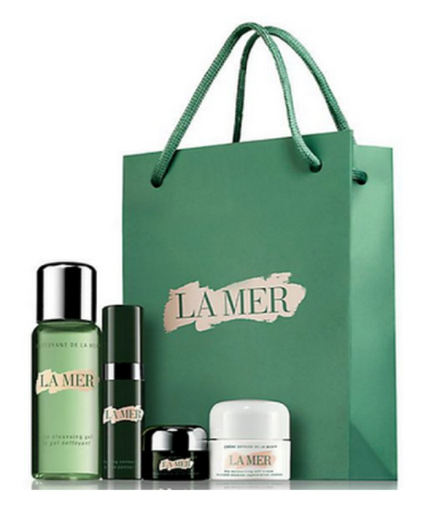 La Mer 4 Piece Travel Skin Care Set