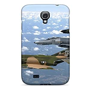 Ideal Richavans Case Cover For Galaxy S4(vehicles F4 Phantom), Protective Stylish Case