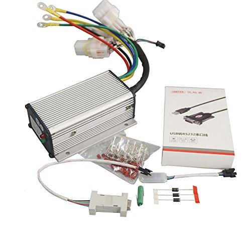 QSMOTOR Motor Controller QSKLS4812S 24V-48V 120A Brushless