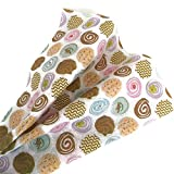 Cupcake Tissue Paper for Gift Wrapping, Decorative Gift Tissue Paper , 24 Sheets