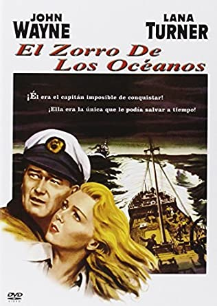 The Sea Chase El Zorro De Los Oceanos Spanish import, plays