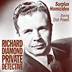 Richard Diamond: Surplus Homicides | Blake Edwards