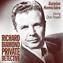 Richard Diamond: Surplus Homicides