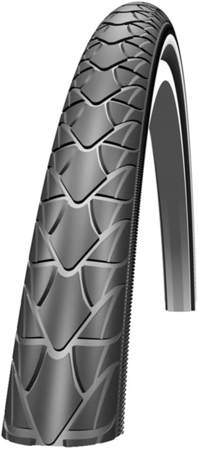 Schwalbe HS429 HD Marathon Racer Evolution SpeedGuard - Cubierta Plegable de Ciclismo Black-REFL Talla:35-622 (28X1.35): Amazon.es: Deportes y aire libre