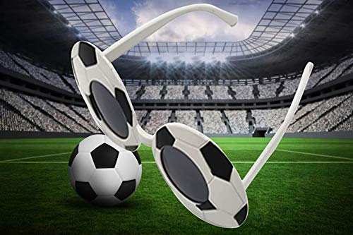Party Diy Decorations - 1 Pair Party Glasses Fashion Stylish Game Theme Favors Costume - Party Decorations Party Decorations Game Throne Soccer Decor Balloon Board Adult Footbal Theme Room Wallpa ()