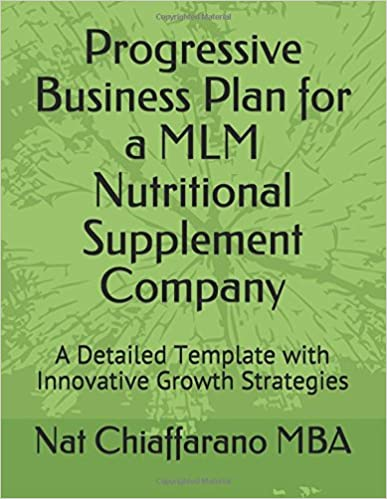 Progressive business plan for a mlm nutritional supplement company progressive business plan for a mlm nutritional supplement company a detailed template with innovative growth strategies cheaphphosting Image collections