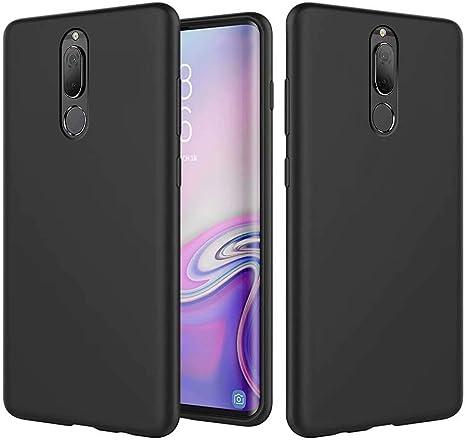 DYGG Funda Compatible con Huawei Mate 10 Lite Silicona Líquida Ultrafina Flexible TPU Gel Case Anti-Deslizante/Anti-Choque Protección Carcasa: Amazon.es: Electrónica