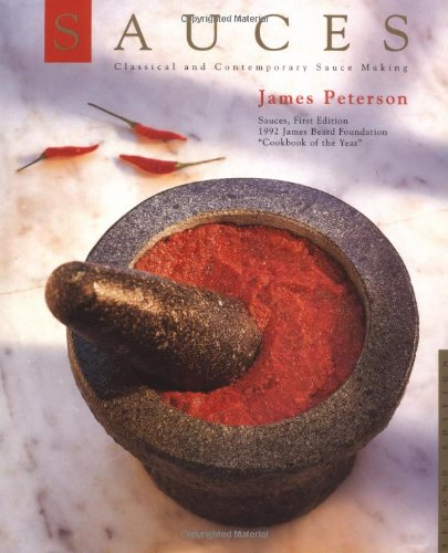 Sauces: Classical and Contemporary Sauce Making, 2nd Edition