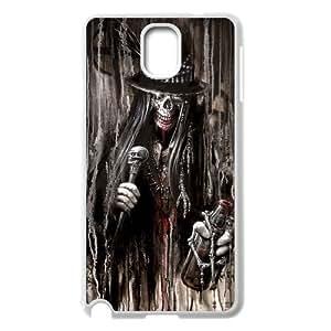 Skull Samsung Galaxy Note 3 Case White Yearinspace998955
