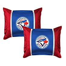 MLB Toronto Blue Jays Pillow Shams Baseball Pillow Covers