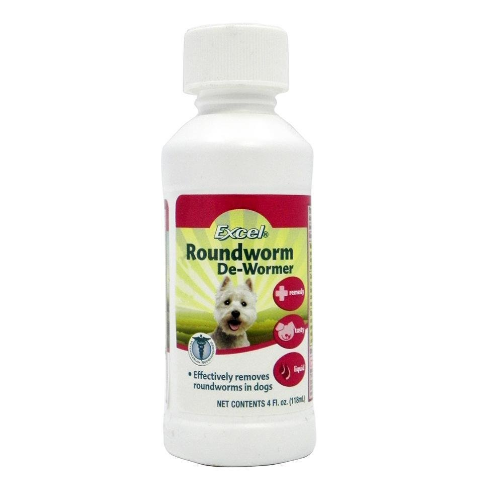 8 in 1 Excel Dewormer Liquid 4oz For Dog Direct from Manufacture