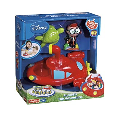 Fisher-Price Rocket's Tub Adventure: Toys & Games