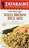 Zatarain's Wild Brown Rice Mix, 6 oz (Case of 12)