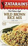 Zatarain's Wild Brown Rice Mix, 6 oz (Case of 12)
