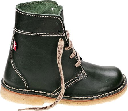 Duckfeet Faborg Boot B0054ID334 42 D EU / 10.5-11 D US Women / 9 D US Men|Green Leather