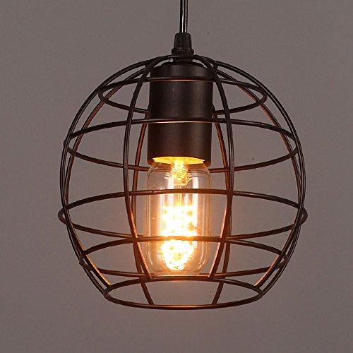 Metal Ball Pendant Light