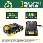 Avvitatore-a-Batteria-45Nm-Trapano-Avvitatore-18V-180Nm-Avvitatore-a-Impulsi-2x20Ah-Batterie-Caricatore-Rapido-Luce-di-lavoro-a-LED-38pcs-Accessori-Borsa-Degli-Attrezzi