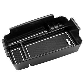 L/â Vestmon Mittelkonsolenarmlehnenbox Angepasst f/ür Auto Volvo XC40 Console Organizer Aufbewahrungsbox-Einzugskassette