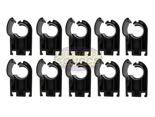Wall Mount Compressed Air Piping Clips 3/4'' Quick Line by Aircom by Quick Line