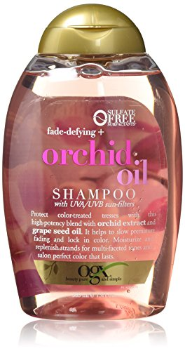 OGX Fade-Defying + Orchid Oil Shampoo, 13 Ounce from OGX