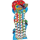 Big Fat Hissee Fit Gummy Snake Candy - Floorstand, 7 Ounce -- 44 per case.
