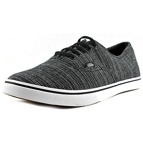 Unisex Chambray Authentic Sneakers Black Pro Woven Lo Vans 4xCqXdC