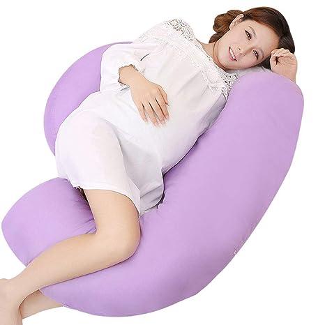 LSX Embarazo Almohada para Dormir Almohada/Apoyo Mujer ...