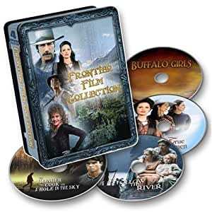 Frontier Film Collection in Collectable Tin