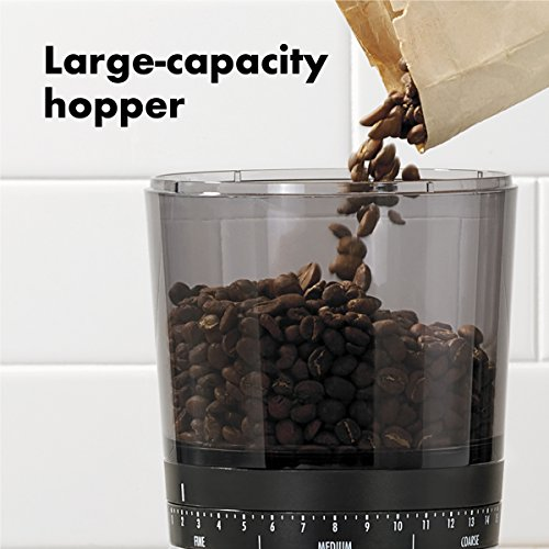 OXO BREW Conical Burr Coffee Grinder by OXO (Image #3)