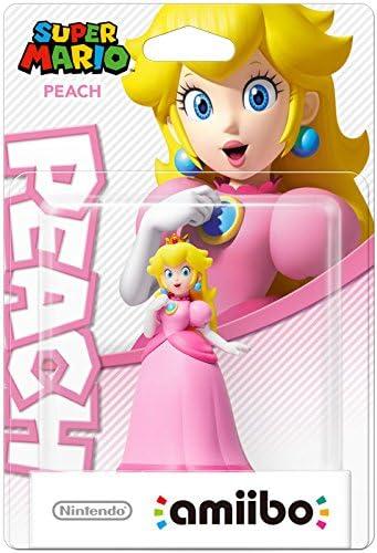 Colección Super Mario: Amiibo Peach