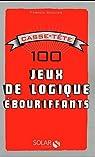 100 jeux de logique ébouriffants par Bouvier