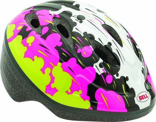 Bell Toddler Bellino Helmet, Pink Sugar Storm