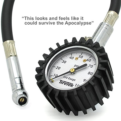Buy analog tire pressure gauge