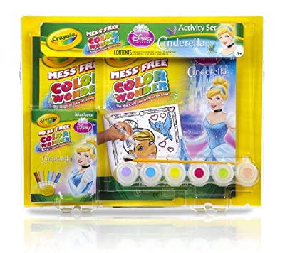 Crayola Color Wonder Disney Princess (Styles Vary)