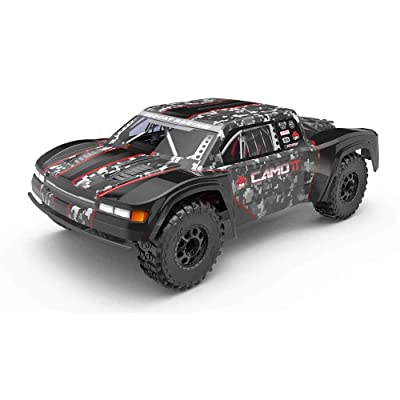 Redcat Racing Camo TT Pro 1/10 Scale Electric Trophy Truck: Toys & Games