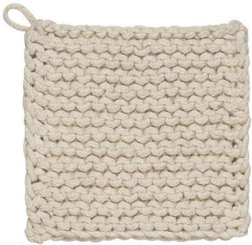 (Now Designs Natural Crochet Pot Holder 7001)