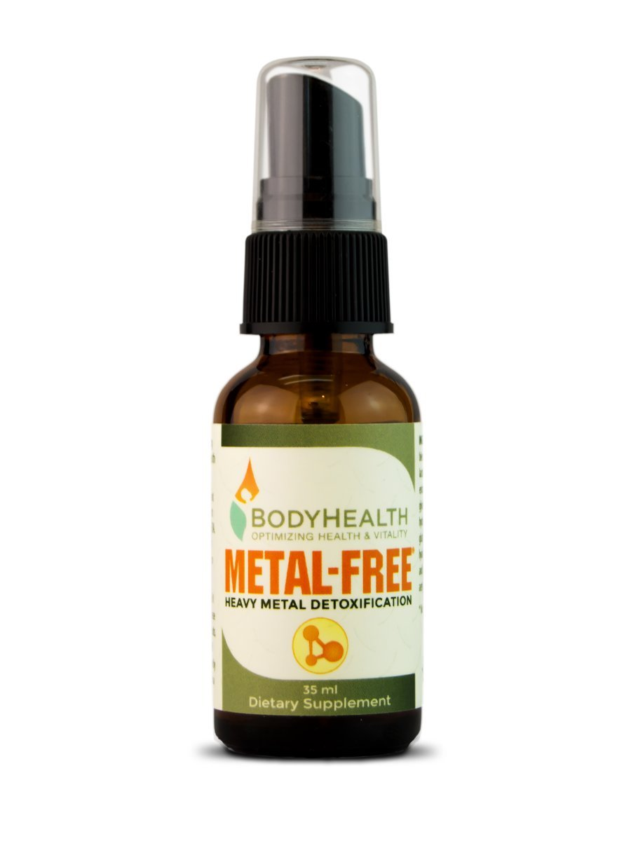 Metal Free Oral Spray