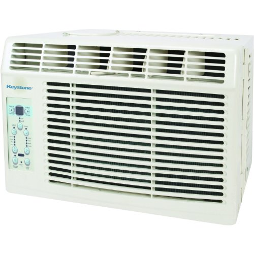 Keystone 6,000 BTU Window Air Conditioner White KSTAW06B