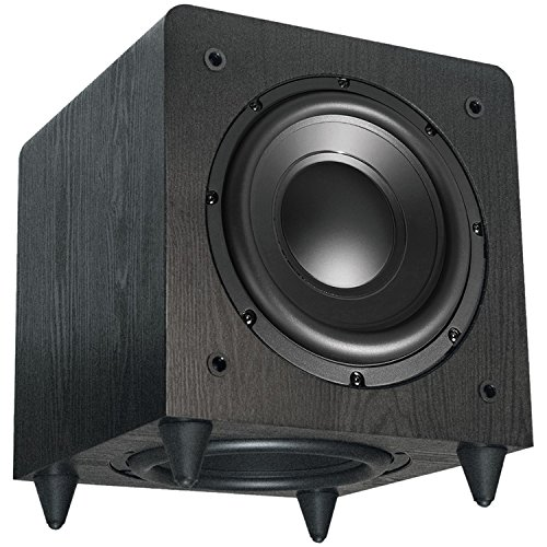 Active Subwoofer Firing Down (PROFICIENT AUDIO SYSTEMS FS8 Protege 8