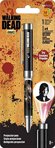 AMC The Walking Dead Exclusive Daryl Projector Pen