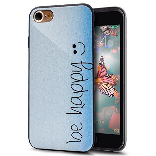 iPhone 8 Case,iPhone 7 Case,ikasus Black