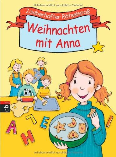 Zauberhafter Rätselspaß – Weihnachten mit Anna: Band 1